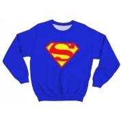 Moletom Infantil Superman Símbolo