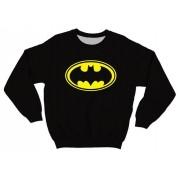 Moletom Infantil Batman Simbolo