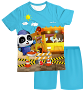 Pijama Adulto Baby Bus PJMC