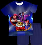 Pijama Adulto Brawl Stars 1 PJMC