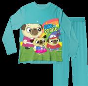 Pijama Adulto Chip e Potato PJML