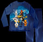 Pijama Adulto Lego Ninjago Azul PJML