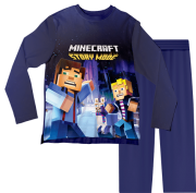 Pijama Adulto Minecraft Story Mode 2 PJML