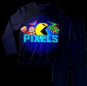Pijama Adulto Pac Man Pixels PJML