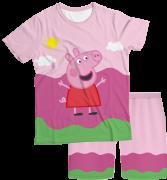 Pijama Adulto Peppa Pig PJMC