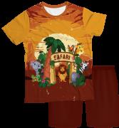 Pijama Adulto Safari PJMC