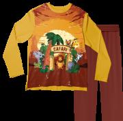 Pijama Adulto Safari PJML