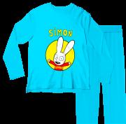 Pijama Adulto Simon PJML