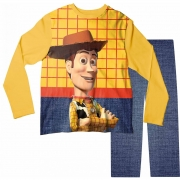Pijama Adulto Woody Toy Story PJML