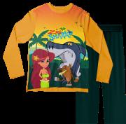 Pijama Adulto Zig e Shark PJML