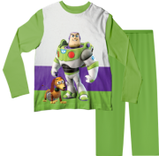 Pijama Infantil Buzz Toy Story PJML