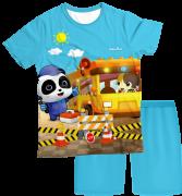 Pijama Infantil Baby Bus PJMC