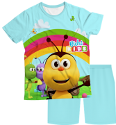 Pijama Infantil Bichikids PJMC