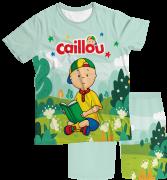 Pijama Infantil Caillou PJMC