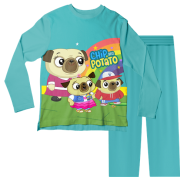 Pijama Infantil Chip e Potato PJML