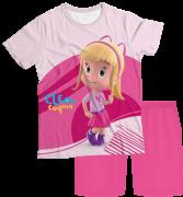 Pijama Infantil Cleo e Cuquin Maripí PJMC