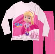 Pijama Infantil Cleo e Cuquin Maripí PJML