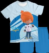 Pijama Infantil Cleo e Cuquin Pelusín PJMC