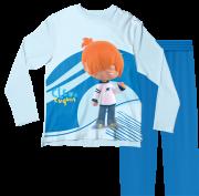 Pijama Infantil Cleo e Cuquin Pelusín PJML