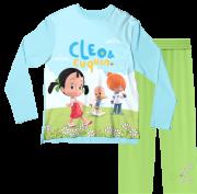 Pijama Infantil Cleo e Cuquin PJML