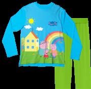 Pijama Infantil Familia Peppa Pig PJML