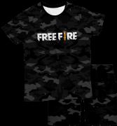 Pijama Infantil Free Fire PJMC