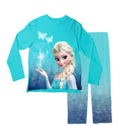Pijama Adulto Frozen Elsa PJML