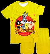 Pijama Infantil Looney Tunes PJMC