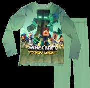 Pijama Infantil Minecraft Story Mode 1 PJML