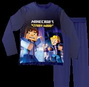 Pijama Infantil Minecraft Story Mode 2 PJML