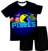 Pijama Infantil Pac Man Pixels PJMC