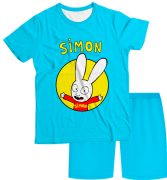 Pijama Infantil Simon PJMC