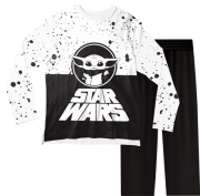 Pijama Infantil Star Wars Baby Yoda PJML