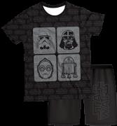Pijama Infantil Star Wars PJMC