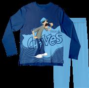 Pijama Infantil Turma do Chaves seu Madruga PJML