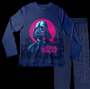 Pijama Infantil Star Wars Azul PJML