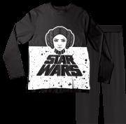 Pijama Infantil Star Wars Princesa Léia PJML