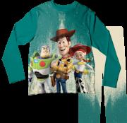 Pijama Infantil Toy Story PJML