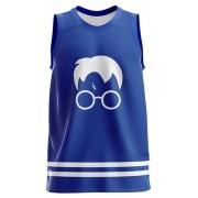 Regata Infantil Harry Potter Azul RG