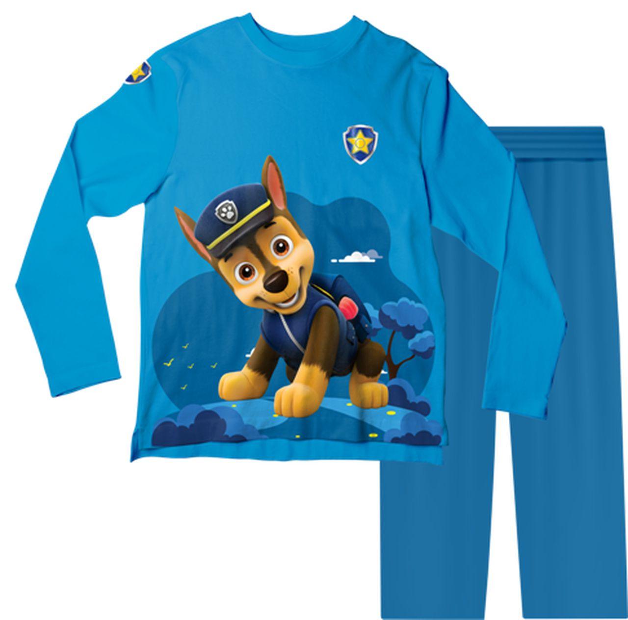Pijama Infantil Chase Patrulha Canina PJML