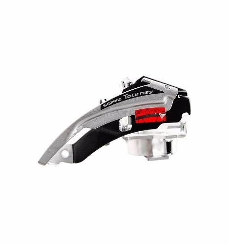 Câmbio Dianteiro Dual Pull 31.8mm Shimano Tourney Fd-tx50 6/7v