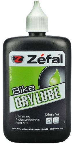 Lubrificante Zefal Dry Lube 125ml Para Condições Secas