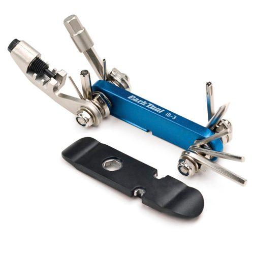 Canivete De Chaves Park Tool Ib-3 15 Funções Azul