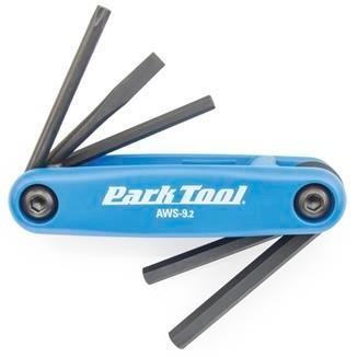 Canivete De Chaves Park Tool Aws-9.2 5 Funções Azul