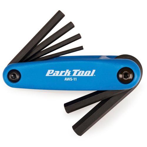 Canivete De Chaves Park Tool Aws-11 6 Funções Azul