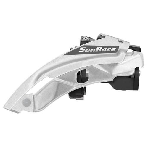 Câmbio Dianteiro Sunrace Sr-m500 Dual Pull 7/8v 34.9/31.8mm