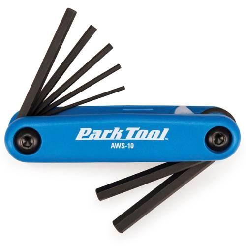 Canivete De Chaves Allen Park Tool Aws-10 7 Funções Ciclismo