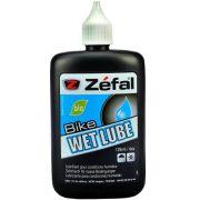 Óleo Lubrificante Zefal Wet Lube 125ml Para Condições Úmidas