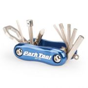 Canivete De Chaves Park Tool Mt-30 12 Funções Azul