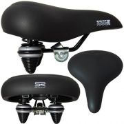 Banco Selim Soft Fit 2 Molas Preto Selle Royal Italia